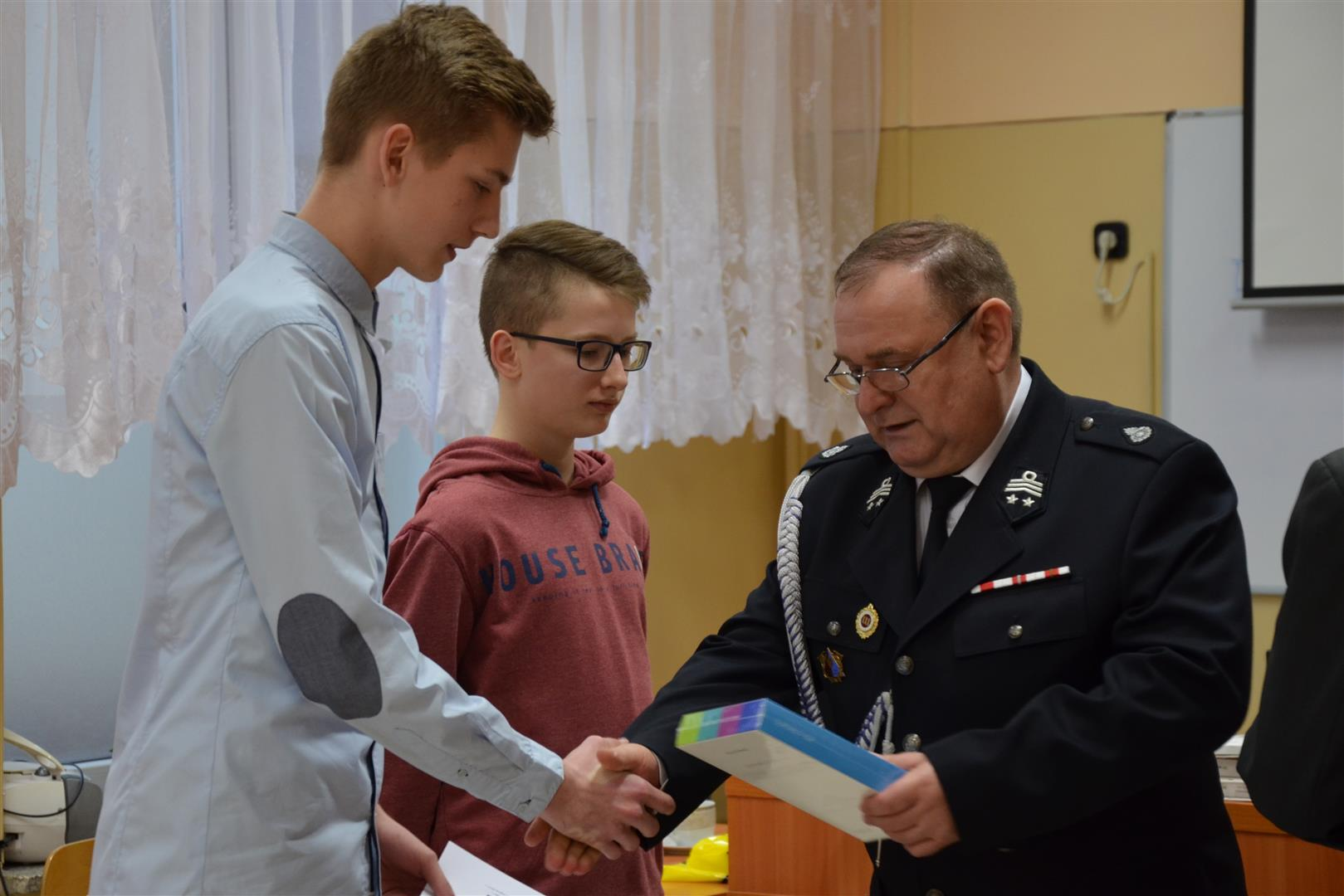 Finał eliminacji gminnych Ogólnopolskiego Turnieju Wiedzy Pożarniczej